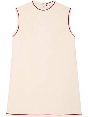 Gucci Sleeveless Tab Detail Tunic