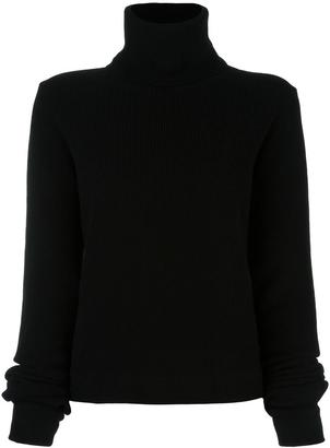 Paul Smith cashmere roll neck jumper $625 thestylecure.com