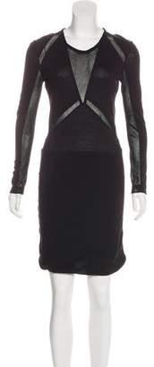 IRO Tonal Knee-Length Dress