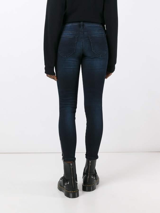 Diesel 'Skinzee Low Zip' jeans