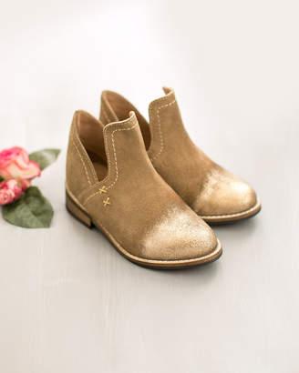 Joyfolie Oralie Leather Ankle Boot