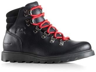 Sorel Kid's Madson Waterproof Hiker Boots