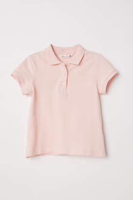 H&M Polo Shirt - Pink
