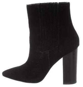 Pour La Victoire Suede Ankle Boots