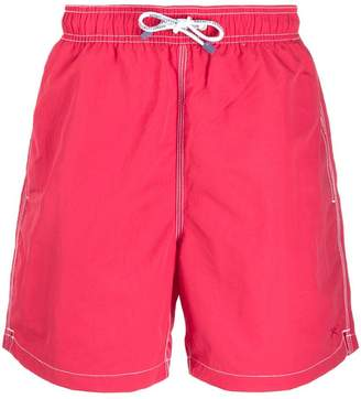 Solid Volley swimming shorts