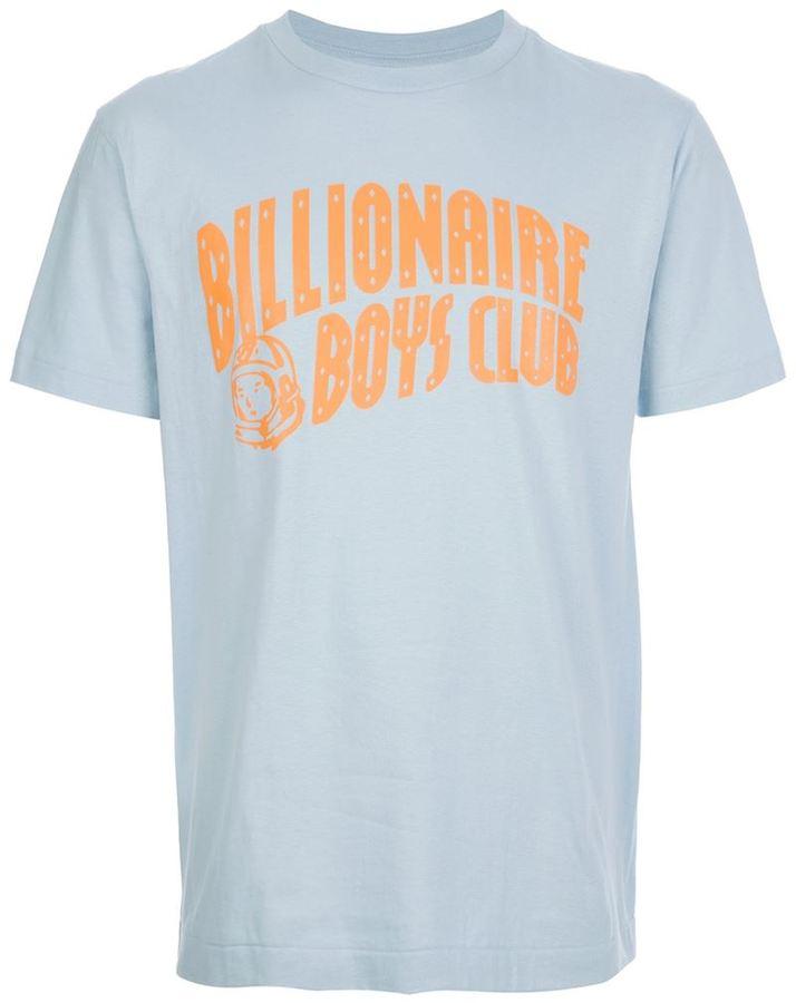 Billionaire Boys Club logo t-shirt