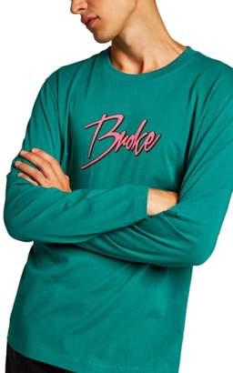 Topman Broke Skater Fit T-Shirt