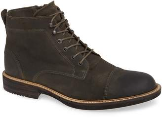 Ecco Kenton Vintage Cap Toe Boot