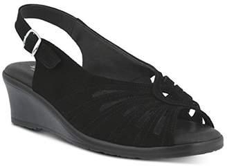 Spring Step Women's GAIL Heeled Sandal Black