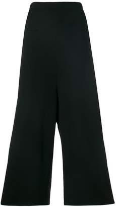 Y-3 flared pants