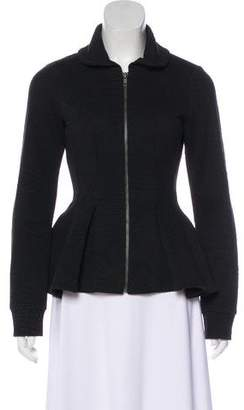 Opening Ceremony Stretch Zip-Up Jacket
