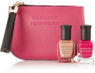 Deborah Lippmann Candy Nail Polish Set - Pink