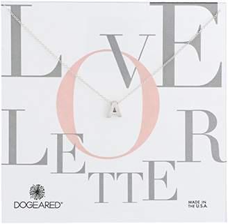 Dogeared Womens Love Letter