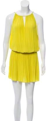 Ramy Brook Embroidered Sleeveless Paris Dress
