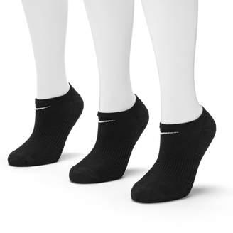 Nike 3-pk. Performance No-Show Socks