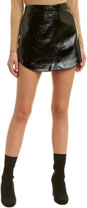 BB Dakota Retro Royalty Mini Skirt