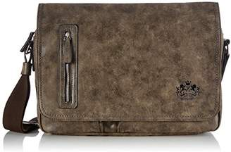 Otto Kern Unisex Adults' Laptoptasche Hobos and Shoulder Bag