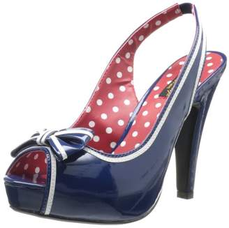 Pleaser USA Women's BETTIE-05/NBPT