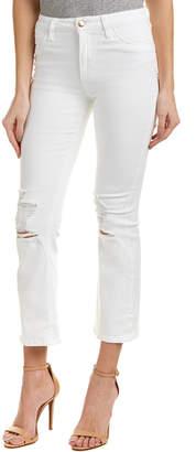 Joe's Jeans Olivia Scottie High-Rise Flare Crop