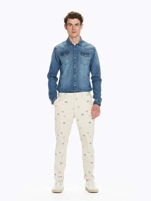 Scotch & Soda Printed Chinos Felix the Cat