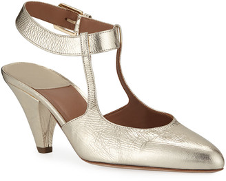 Laurence Dacade Tosca Ankle-Strap Pumps