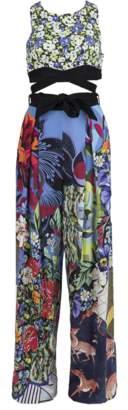 Mary Katrantzou Beale Printed Jumpsuit