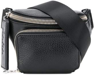 Kara zipped pocket bum bag
