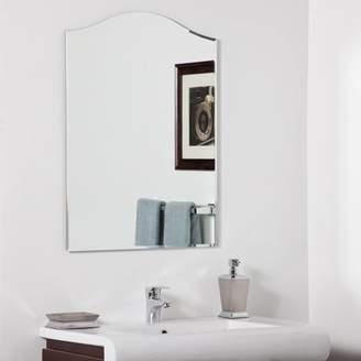 Decor Wonderland Amelia Modern Bathroom Mirror