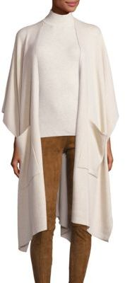 Polo Ralph Lauren Cashmere & Silk Open-Front Cardigan $698 thestylecure.com