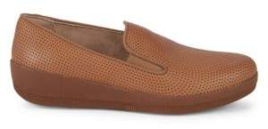 FitFlop Superskate Perforated Loafers