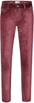 DL1961 Premium Denim Chloe Straight-Leg Velvet Pants, Size 7-16
