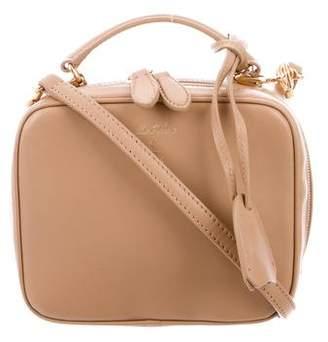 Mark Cross Leather Camera Bag