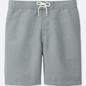 Uniqlo Men's Swim Active Printed Shorts