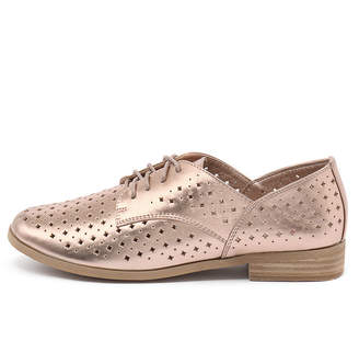 I Love Billy Quincey Rose gold Shoes Womens Shoes Casual Flat Shoes