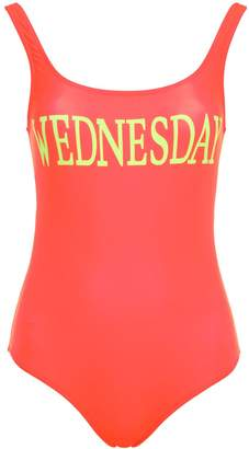 Alberta Ferretti Wednesday Swimsuit