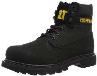 Caterpillar CAT Footwear Women's Colorado Boots P306831 Honey Reset 6 UK, 39 EU, Black (Black)