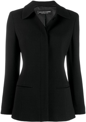 Jean Louis Scherrer Pre-Owned button-down jacket
