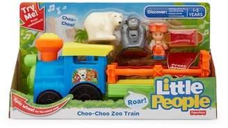 Fisher-Price Choo-Choo Zoo Train