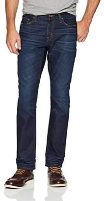 Ringspun Rugged Mile Men's Slim Fit Denim Jean 34/32