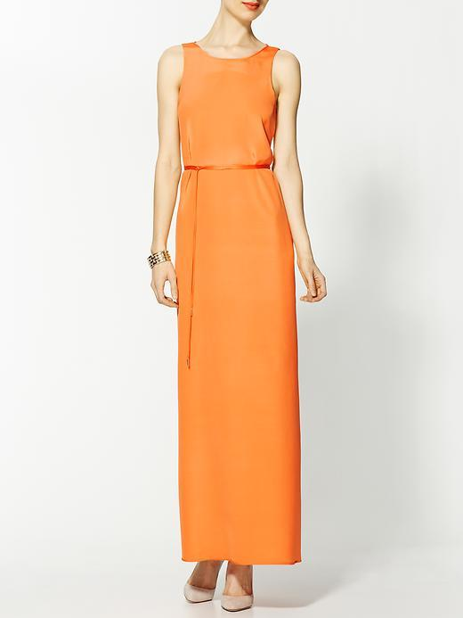 Theory Tabia Silk Blend Dress