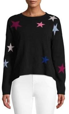 Rails Star Wool Cashmere Sweater