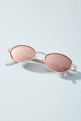 Anthropologie Ellie Round Sunglasses
