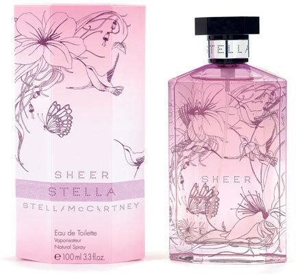 Stella McCartney Fragrance Sheer Stella Eau de Parfum Spray
