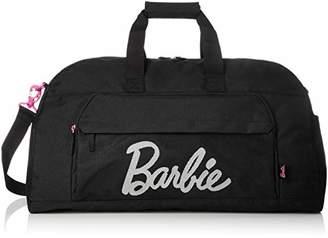 Barbie (バービー) - [バービー] ボストンバッグ ショルダーベルト付き 45L 33cm 55784 01 ブラック