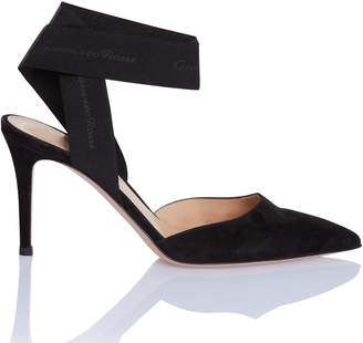 Gianvito Rossi Elastic Band Pump