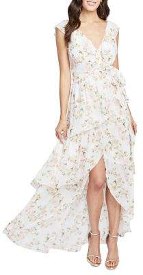 Rachel Roy May Helena Hi-Lo Maxi Dress