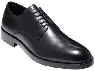 Cole Haan Men's Harrison Grand Leather Derby Shoe, Black