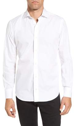 Eleventy Trim Fit Sport Shirt