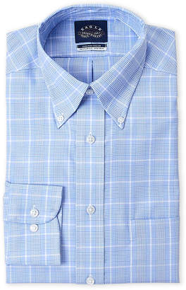 Eagle Glen Plaid Flex Collar Regular Fit Dress Shirt
