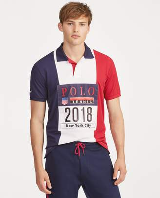 Ralph Lauren US Open Pique Polo Shirt